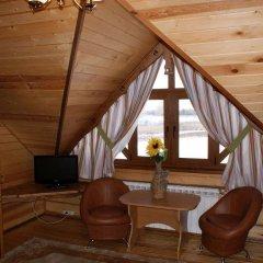 Гостиничный комплекс Колыба комната для гостей