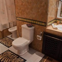 Отель La Perle du Sud Марокко, Уарзазат - отзывы, цены и фото номеров - забронировать отель La Perle du Sud онлайн ванная фото 2
