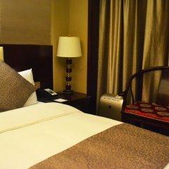 Отель Tang Dynasty West Market Hotel Xian Китай, Сиань - отзывы, цены и фото номеров - забронировать отель Tang Dynasty West Market Hotel Xian онлайн сауна