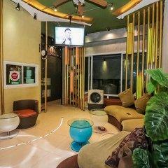 Отель Nida Rooms Cozy Beach Jomtien интерьер отеля