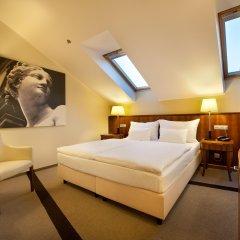 Отель Sovereign Прага комната для гостей
