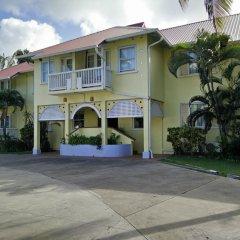 Отель Coco Palm парковка