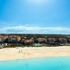 Отель Grace Bay Club пляж