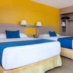 Отель Calinda Beach Acapulco комната для гостей фото 2
