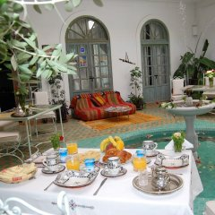 Отель Riad Agathe Марракеш питание фото 3