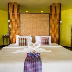 Отель Anahata Resort Samui (Old The Lipa Lovely) Таиланд, Самуи - отзывы, цены и фото номеров - забронировать отель Anahata Resort Samui (Old The Lipa Lovely) онлайн комната для гостей