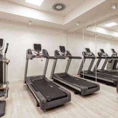 Отель Clarion Grand Zlaty Lev Либерец фитнесс-зал