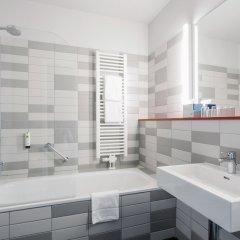 Отель & Restaurant MICHAELIS Германия, Лейпциг - отзывы, цены и фото номеров - забронировать отель & Restaurant MICHAELIS онлайн ванная фото 2