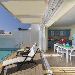 Отель Protaras Villa Paros бассейн