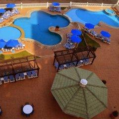 Astur Hotel y Suites фитнесс-зал