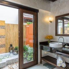 Отель Bandara Resort & Spa Таиланд, Самуи - 2 отзыва об отеле, цены и фото номеров - забронировать отель Bandara Resort & Spa онлайн ванная