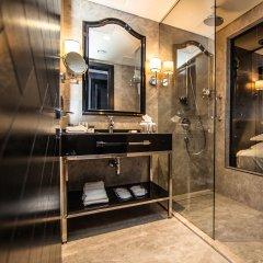 DoubleTree by Hilton Hotel Izmir Airport Турция, Измир - отзывы, цены и фото номеров - забронировать отель DoubleTree by Hilton Hotel Izmir Airport онлайн ванная