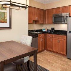 Отель Homewood Suites By Hilton Columbus-Hilliard Хиллиард в номере