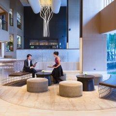 Отель Grand Mercure Bangkok Fortune интерьер отеля фото 3