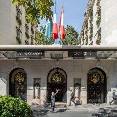 Отель Four Seasons George V Париж фото 8