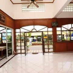 Paknampran Hotel интерьер отеля