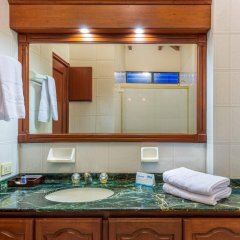 Отель Travelers Suites Juanambú Колумбия, Кали - отзывы, цены и фото номеров - забронировать отель Travelers Suites Juanambú онлайн ванная