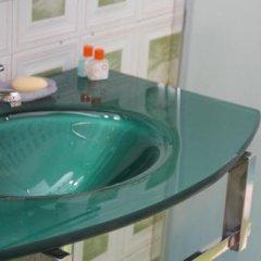 Отель Parlamenti Албания, Тирана - отзывы, цены и фото номеров - забронировать отель Parlamenti онлайн ванная фото 2