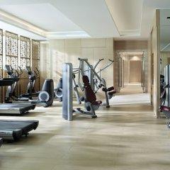 Отель Langham Place Guangzhou Гуанчжоу фитнесс-зал