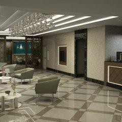 Style Hotel Sisli интерьер отеля