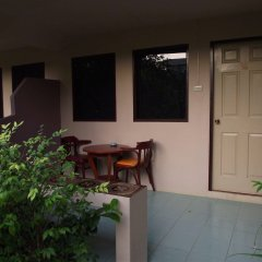 Отель The Krabi Forest Homestay балкон