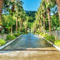 Отель Wyndham Sea Pearl Resort Phuket Таиланд, Пхукет - отзывы, цены и фото номеров - забронировать отель Wyndham Sea Pearl Resort Phuket онлайн приотельная территория фото 2