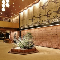 Отель Okura Tokyo Япония, Токио - отзывы, цены и фото номеров - забронировать отель Okura Tokyo онлайн интерьер отеля фото 3