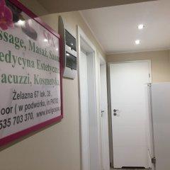 Отель Indigo Rooms Польша, Варшава - отзывы, цены и фото номеров - забронировать отель Indigo Rooms онлайн интерьер отеля фото 2