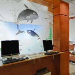 Отель Days Inn Vancouver Airport Канада, Ричмонд - отзывы, цены и фото номеров - забронировать отель Days Inn Vancouver Airport онлайн интерьер отеля фото 2