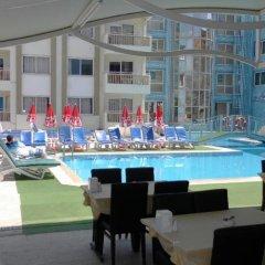 Long Beach Hotel Турция, Мармарис - отзывы, цены и фото номеров - забронировать отель Long Beach Hotel онлайн бассейн фото 3