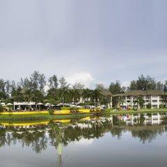 Отель Laguna Holiday Club Phuket Resort пляж Банг-Тао приотельная территория фото 3