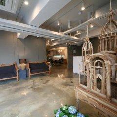 Отель Wons Ville Myeongdong интерьер отеля