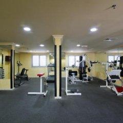 Al Bustan Hotel Flats Шарджа фитнесс-зал фото 4
