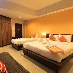 Отель Cool Residence Таиланд, Пхукет - отзывы, цены и фото номеров - забронировать отель Cool Residence онлайн комната для гостей фото 5