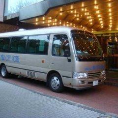 Отель THE KNOT TOKYO Shinjuku городской автобус
