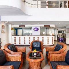 Отель Sawasdee Pattaya гостиничный бар
