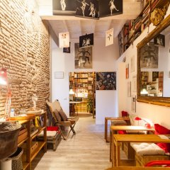 Отель Babuccio Art Suites Италия, Рим - отзывы, цены и фото номеров - забронировать отель Babuccio Art Suites онлайн питание