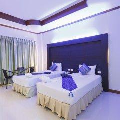 Отель Blue Carina Inn Hotel Таиланд, Пхукет - отзывы, цены и фото номеров - забронировать отель Blue Carina Inn Hotel онлайн комната для гостей фото 3