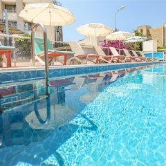 Delta Altinkum Турция, Алтинкум - 1 отзыв об отеле, цены и фото номеров - забронировать отель Delta Altinkum онлайн бассейн фото 3