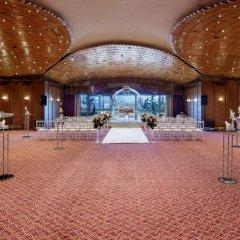 Hilton Istanbul Bosphorus Турция, Стамбул - 5 отзывов об отеле, цены и фото номеров - забронировать отель Hilton Istanbul Bosphorus онлайн помещение для мероприятий фото 2
