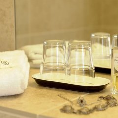 Hotel Blauer Bock Мюнхен ванная