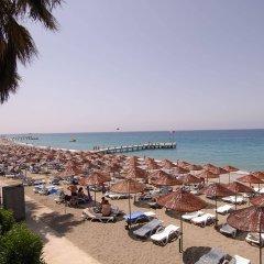 Meryan Hotel Турция, Окурджалар - отзывы, цены и фото номеров - забронировать отель Meryan Hotel - All Inclusive онлайн пляж фото 2