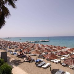 Meryan Hotel - All Inclusive пляж фото 2