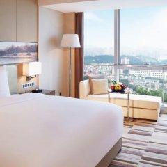 Отель Langham Place Xiamen балкон