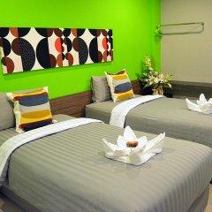 Отель Krabi Inn & Omm Hotel Таиланд, Краби - отзывы, цены и фото номеров - забронировать отель Krabi Inn & Omm Hotel онлайн спа