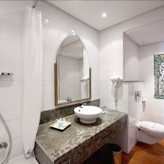 Royal Kenz Hotel Thalasso And Spa Сусс ванная фото 2