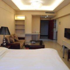 Отель Xiamen Yunshu Hotel Китай, Сямынь - отзывы, цены и фото номеров - забронировать отель Xiamen Yunshu Hotel онлайн комната для гостей фото 2
