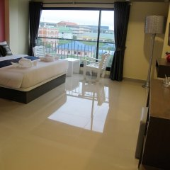 Отель Suvarnabhumi Oriental Resort Бангкок комната для гостей фото 5