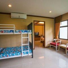 Отель Eco Lanta Hideaway Beach Resort Ланта фото 12