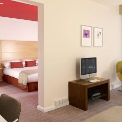 DoubleTree by Hilton Hotel London - Westminster комната для гостей фото 5